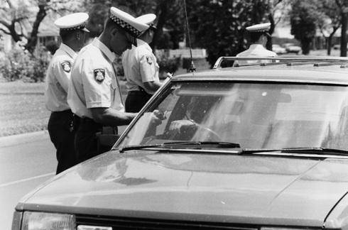 Australian Police Breathalysers