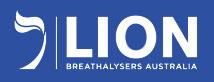 Lion Breathalysers Australia